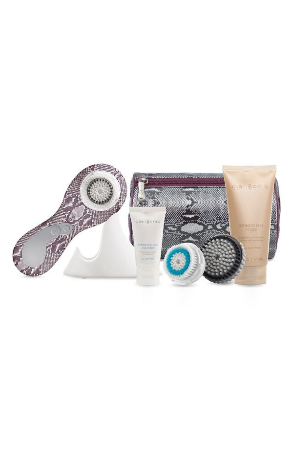 Alternate Image 1 Selected - CLARISONIC® 'PLUS - Python' Sonic Skin Cleansing System ($280 Value)