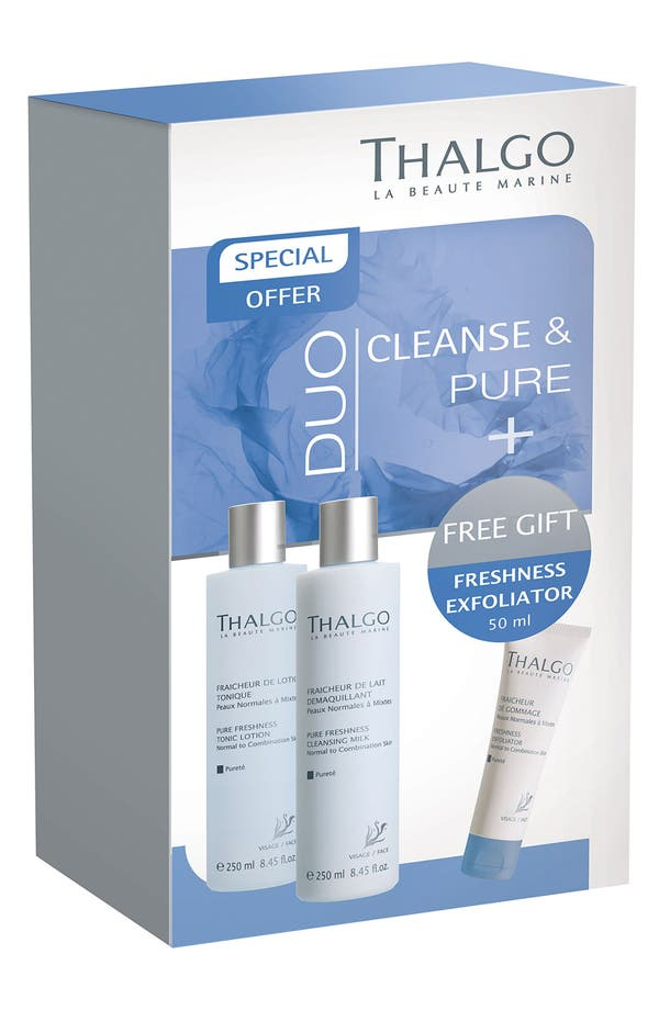 Alternate Image 2  - Thalgo 'Cleanse & Pure' Set ($104 Value)