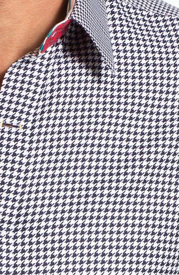 Alternate Image 4  - Robert Graham 'Puckle' Sport Shirt