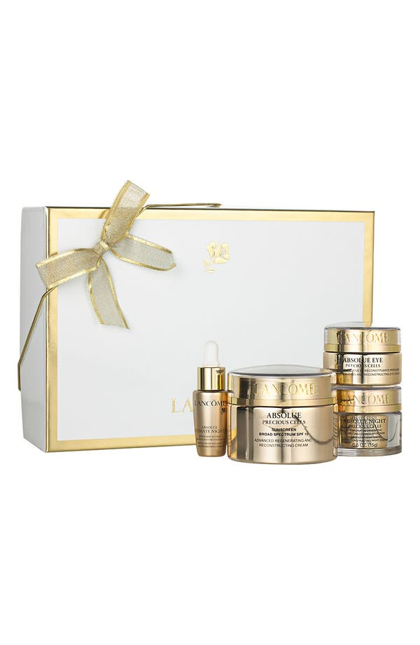 Alternate Image 1 Selected - Lancôme 'Absolue Precious Cells' Skincare Collection ($372 Value)