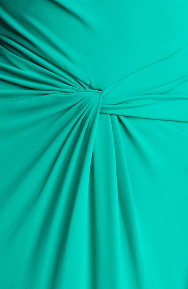 Alternate Image 3  - Michael Kors Cowl Neck Matte Jersey Gown