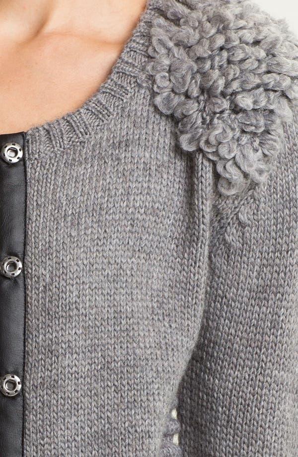 Alternate Image 3  - Trouvé Loop Shoulder Cardigan