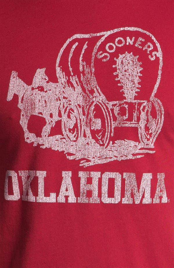 Alternate Image 3  - The Original Retro Brand 'Oklahoma Sooners' T-Shirt