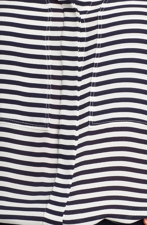 Alternate Image 3  - Theory 'Duria' Silk Shirt