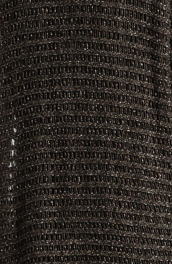 Alternate Image 3  - Eileen Fisher Sparkle Mesh Tunic