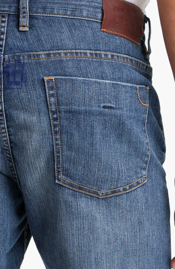 Alternate Image 4  - Tommy Bahama Denim 'Kingsly' Standard Fit Straight Leg Jeans (Medium Coastal)