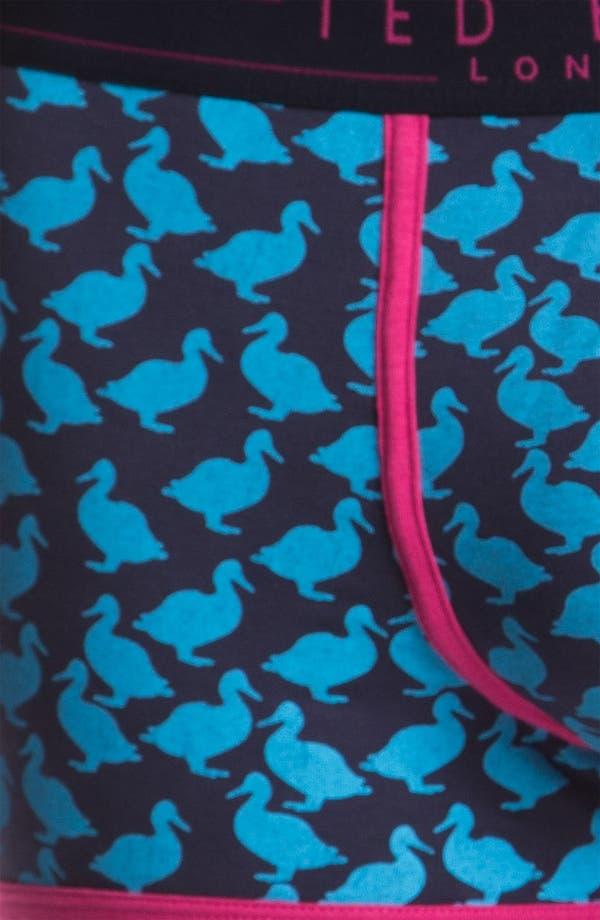Alternate Image 3  - Ted Baker London Duck Print Trunks