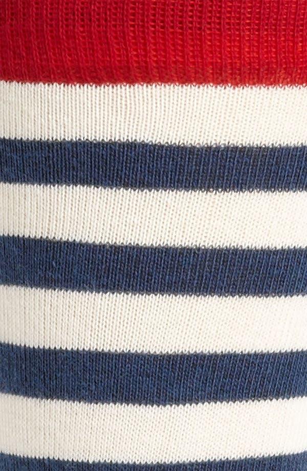 Alternate Image 2  - Topman 'Stripe & Spot' Socks (5 Pack)