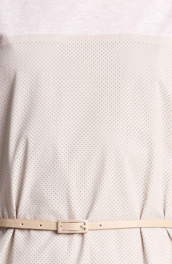Alternate Image 3  - Fabiana Filippi Belted Jersey Dress