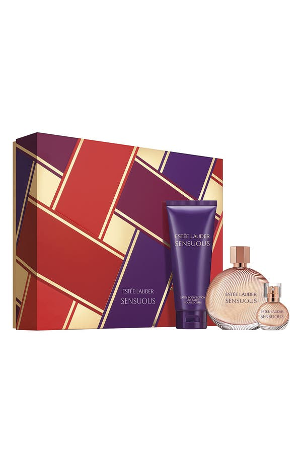Alternate Image 1 Selected - Estée Lauder 'Sensuous - To Go' Set ($87.50 Value)