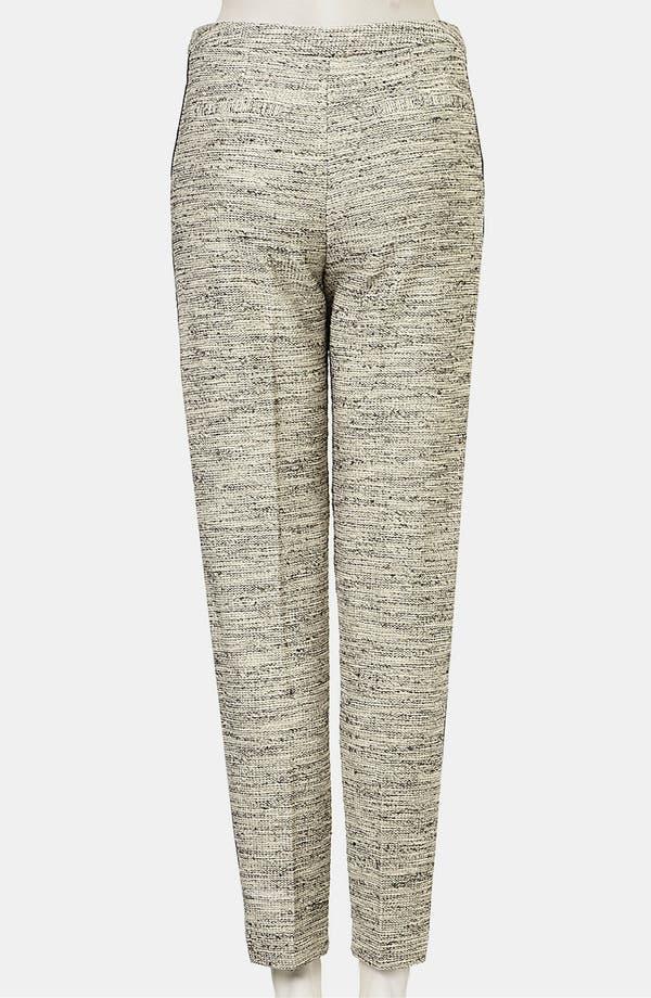 Alternate Image 2  - Topshop Tweedy Tux Pants