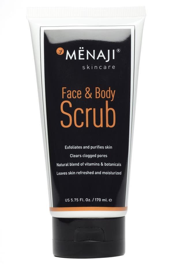 Alternate Image 1 Selected - Mënaji Skincare for Men Face & Body Scrub