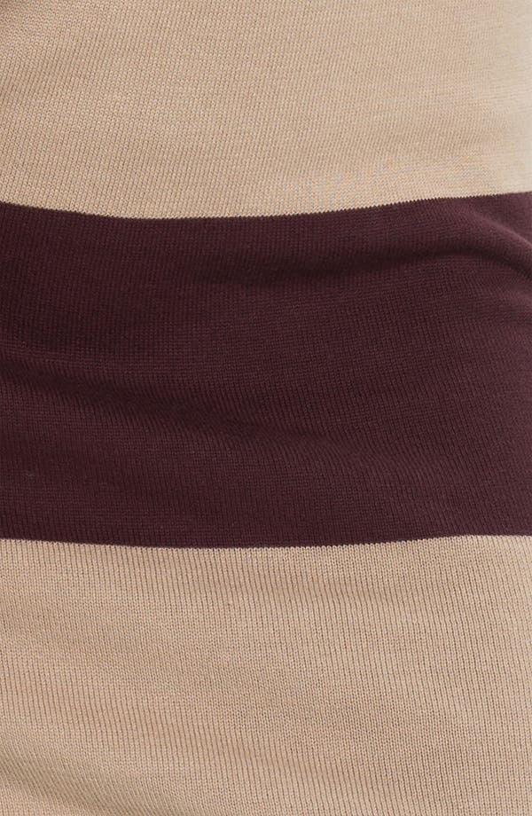 Alternate Image 3  - BP. 'Rugby Stripe' Sweater Dress (Juniors)