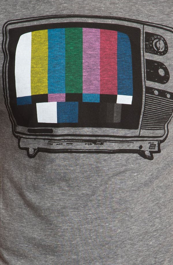 Alternate Image 3  - Ames Bros 'Off Air' Trim Fit Graphic Tee