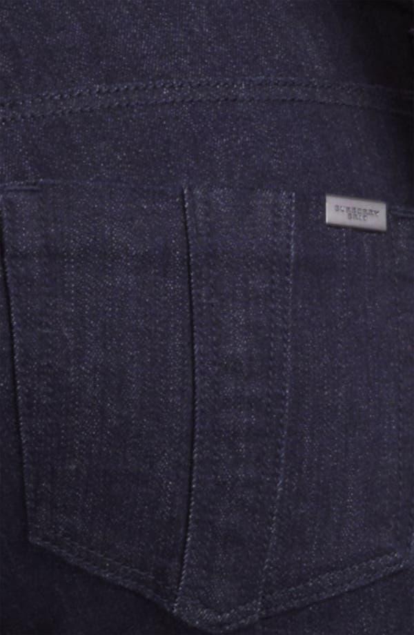 Alternate Image 3  - Burberry Brit 'Westbourne' Skinny Jeans