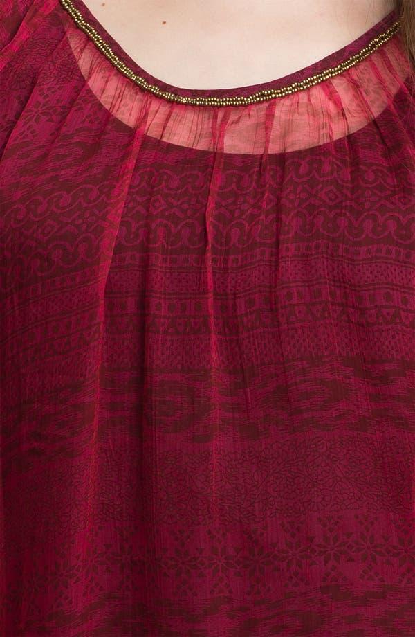 Alternate Image 3  - Lucky Brand 'Estel' Beaded Blouse