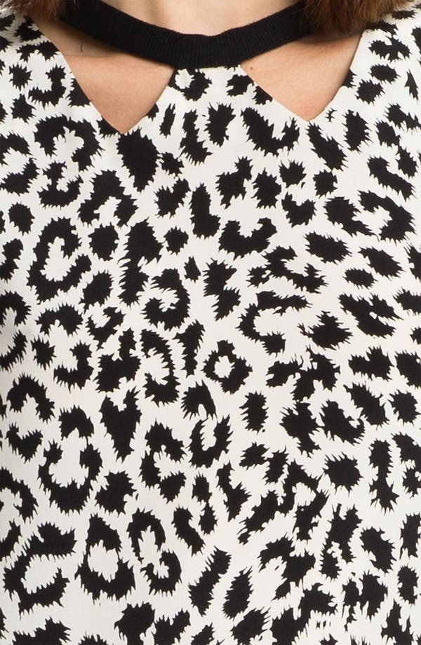 Alternate Image 3  - Thakoon Addition Leopard Print Dress