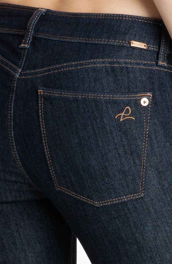 Alternate Image 3  - DL1961 'Angel' Skinny Ankle Jeans (Crush)