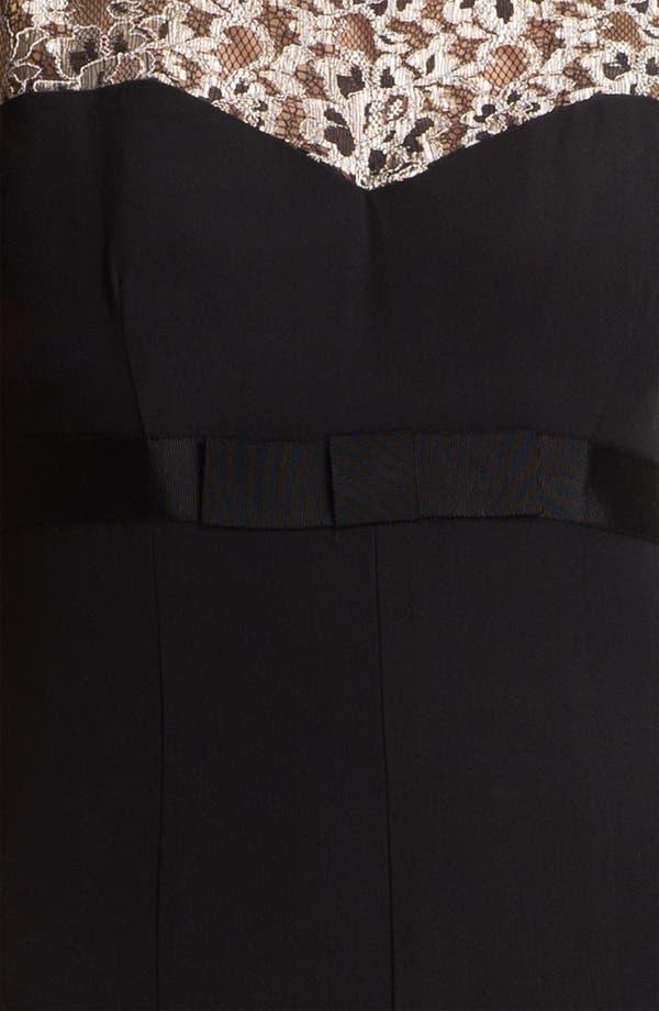 Alternate Image 3  - Ted Baker London Lace & Silk Jumpsuit