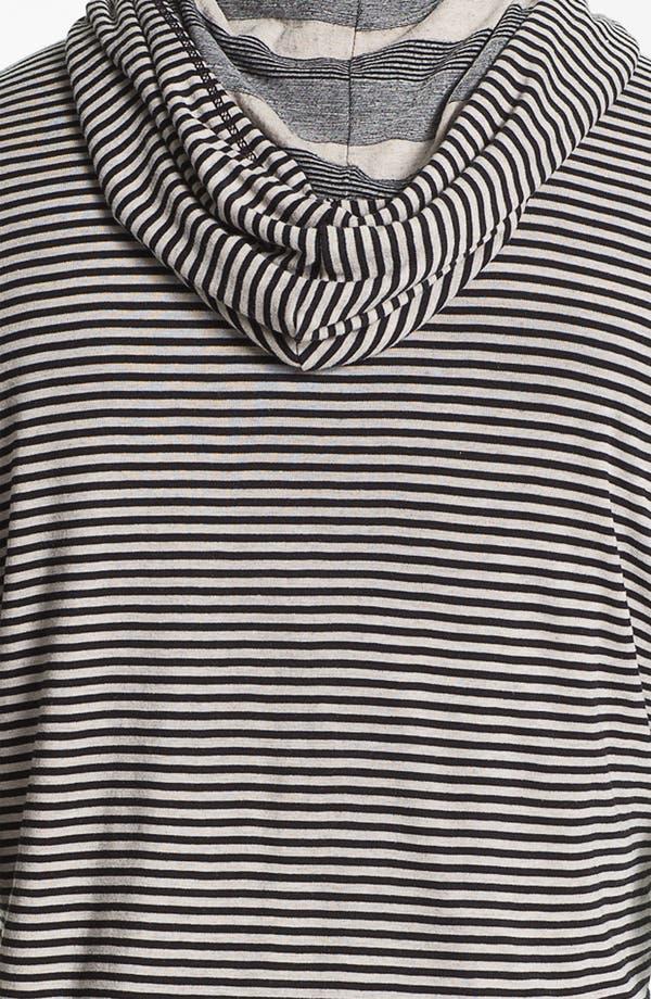 Alternate Image 2  - Splendid Mills 'Anderson' Reversible Stripe Hoodie