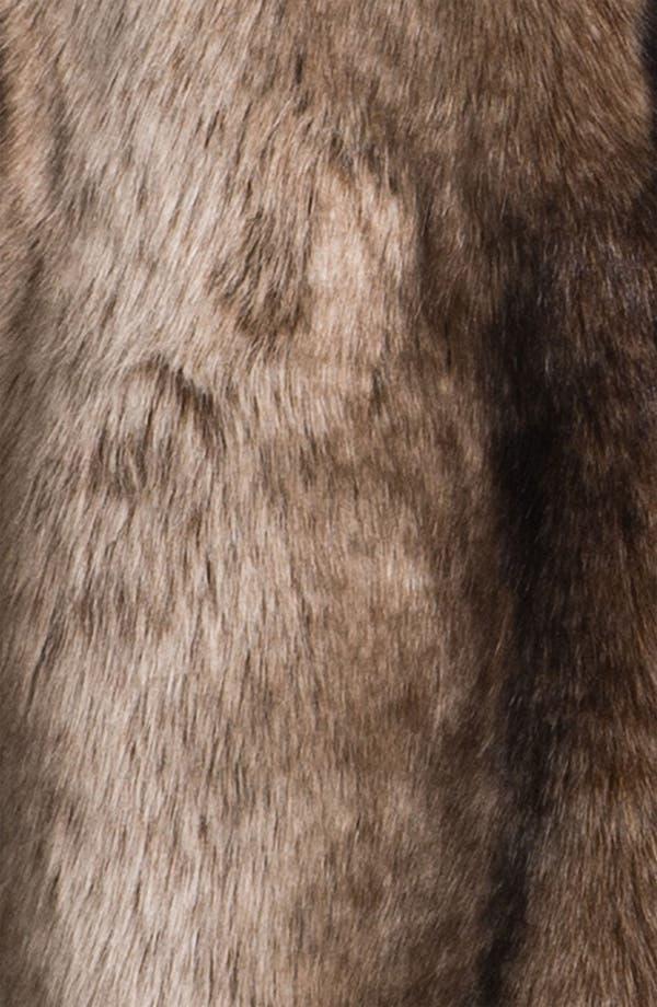 Alternate Image 3  - PJ Luxe Faux Fur Vest
