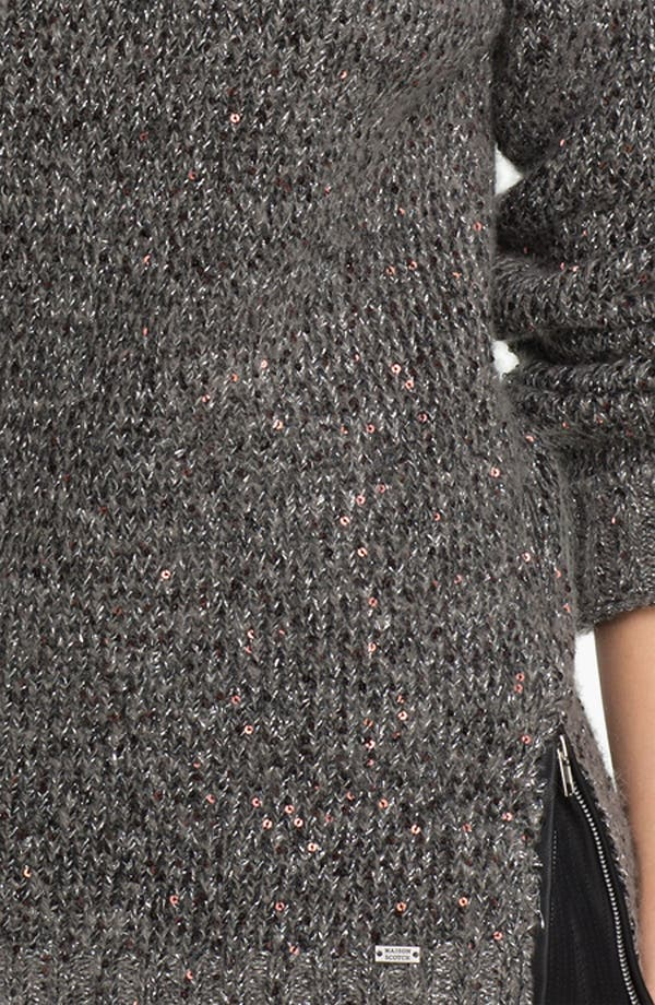 Alternate Image 3  - Maison Scotch Sequin Sweater