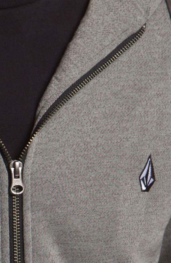Alternate Image 3  - Volcom 'Peps' Zip Hoodie