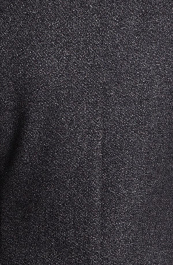 Alternate Image 3  - Z Zegna 'Vintage Granite' Wool Top Coat