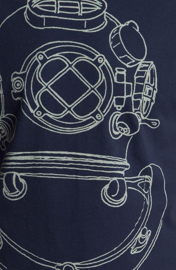 Alternate Image 3  - Sub_Urban Riot 'Diver Helmet' Graphic T-Shirt
