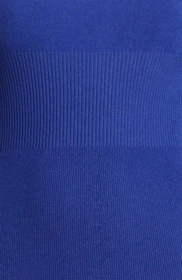 Alternate Image 3  - Moschino Cheap & Chic Flared Hem Knit Dress