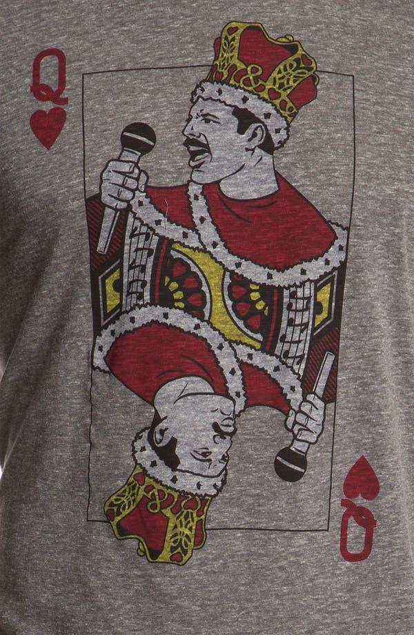 Alternate Image 3  - Headline Shirts 'Queen' Graphic T-Shirt