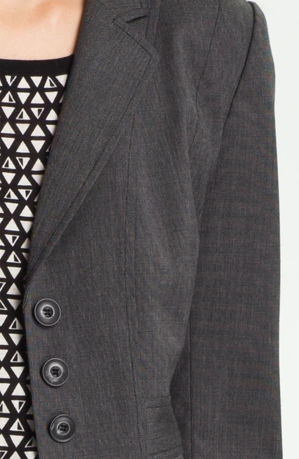 Alternate Image 3  - Halogen® 'End on End' Suit Jacket