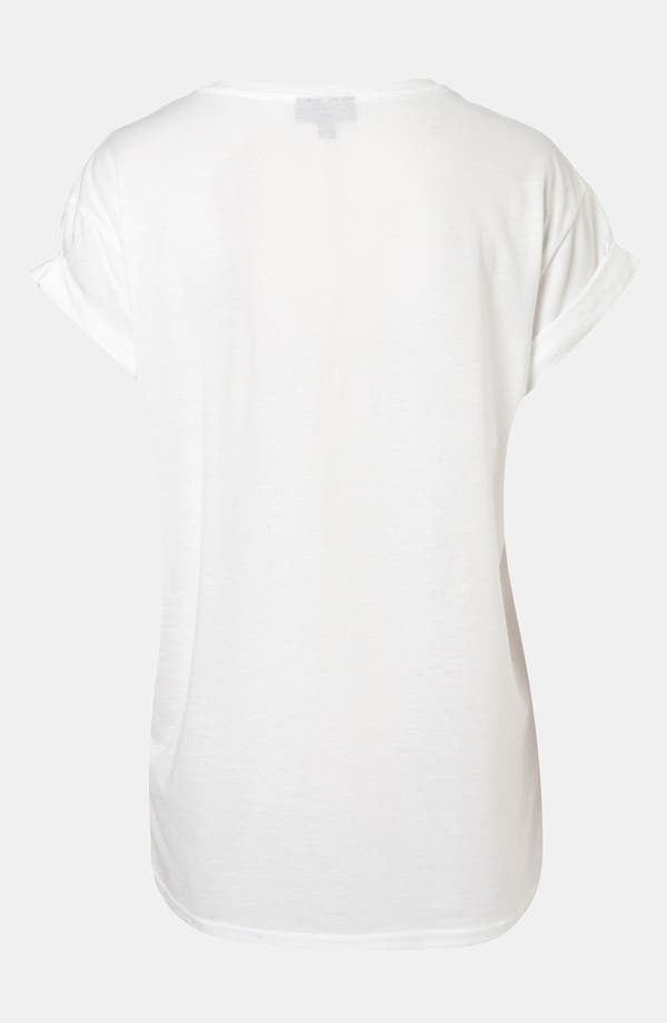 Alternate Image 2  - Topshop 'Robin' Graphic Tee