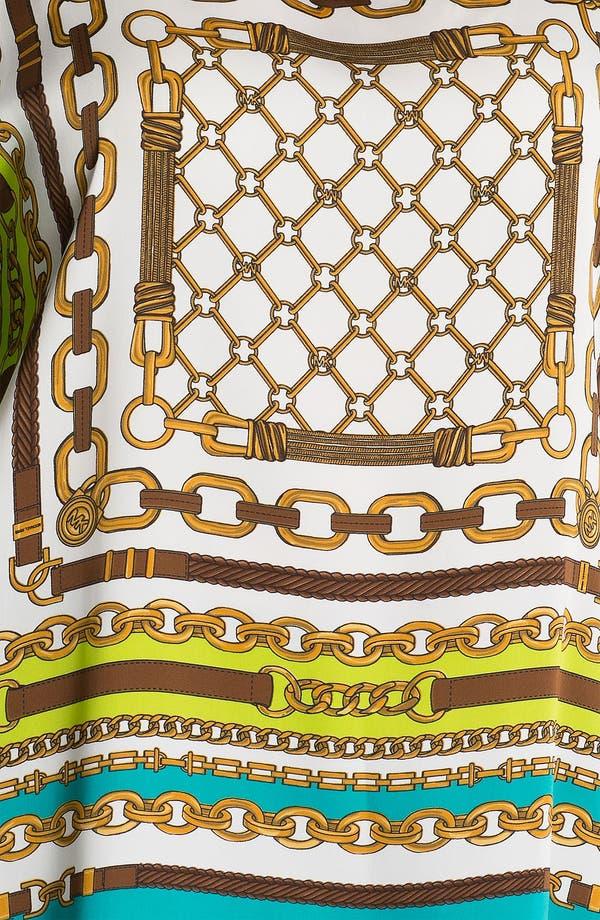 Alternate Image 3  - MICHAEL Michael Kors Chain Print Tunic (Plus)