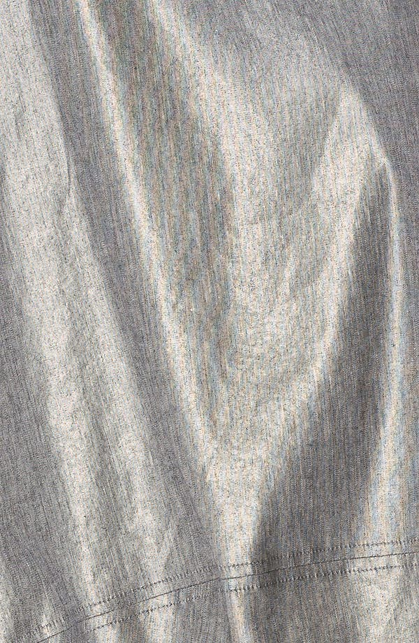 Alternate Image 3  - Eileen Fisher Stretch Linen Blend Lantern Skirt