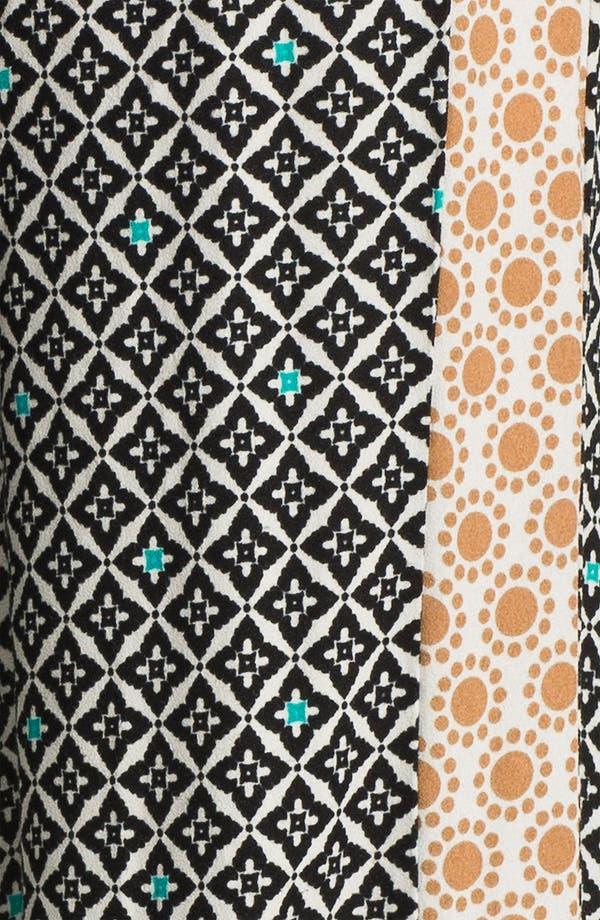 Alternate Image 3  - Ella Moss 'Sun Tile' Mix Print Palazzo Pants