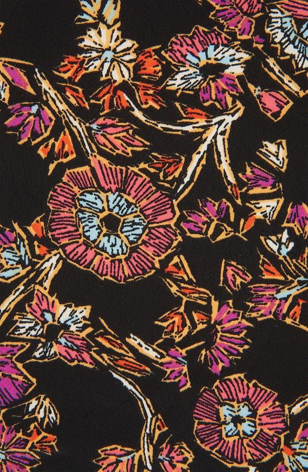 Alternate Image 3  - Topshop 'Sketch' Floral Lace Dress