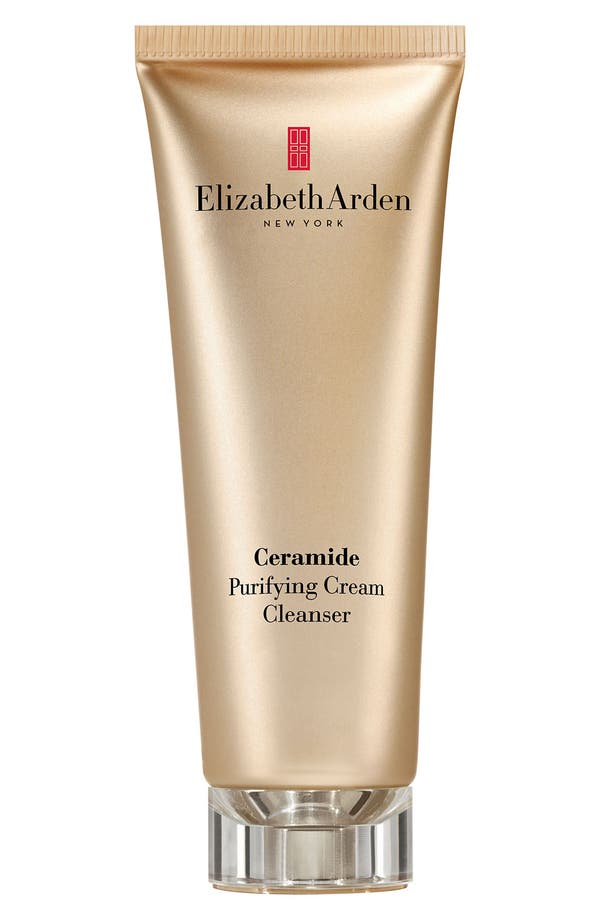 Alternate Image 1 Selected - Elizabeth Arden Ceramide Purifying Cream Cleanser