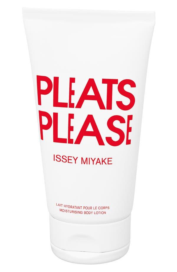 Main Image - Issey Miyake 'Pleats Please' Moisturizing Body Lotion