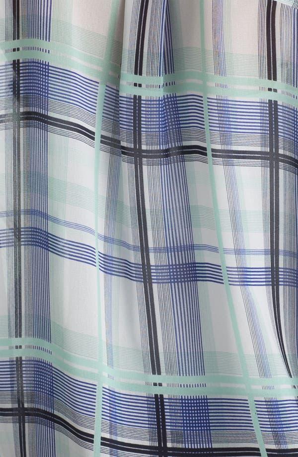 Alternate Image 3  - Vince Camuto Wrap Front Plaid Blouse
