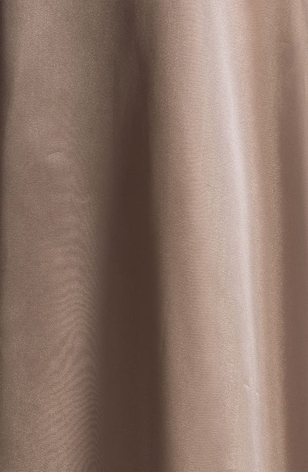 Alternate Image 3  - Alex Evenings Metallic Organza Flare Skirt