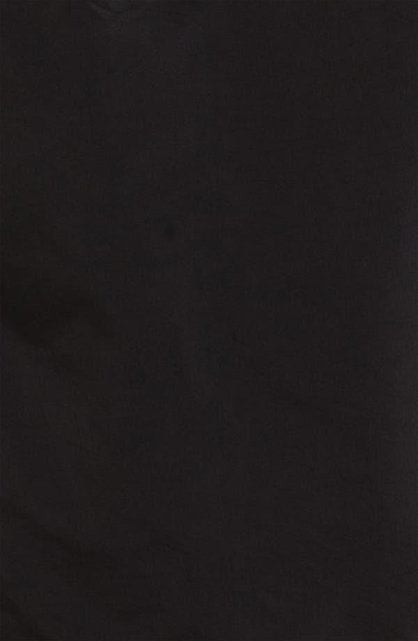 Alternate Image 3  - Gallery Reversible Hooded Raincoat (Petite)
