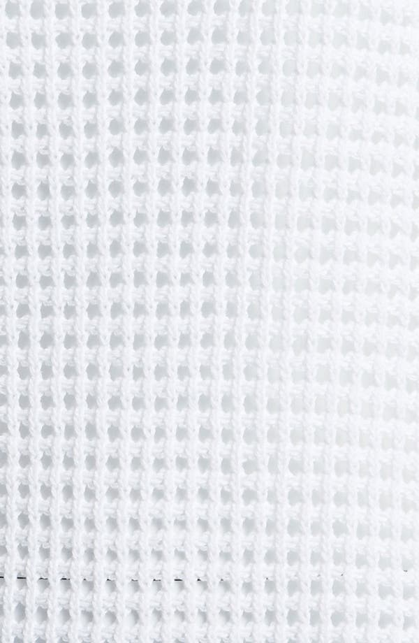 Alternate Image 3  - Leith Square Mesh Pullover