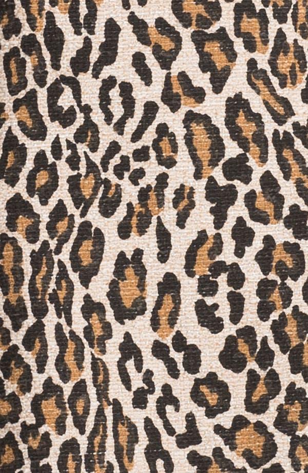 Alternate Image 3  - Alice + Olivia Leopard Print Dress