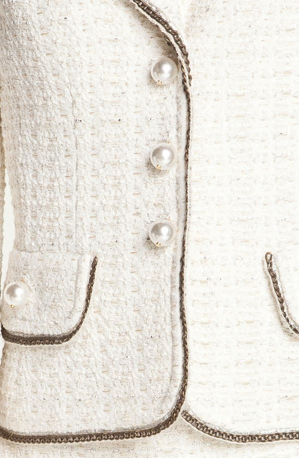 Alternate Image 5  - St. John Collection Belgravia Tweed Jacket