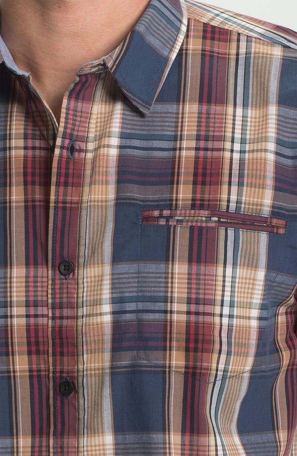 Alternate Image 3  - Ezekiel 'Collins' Plaid Woven Shirt