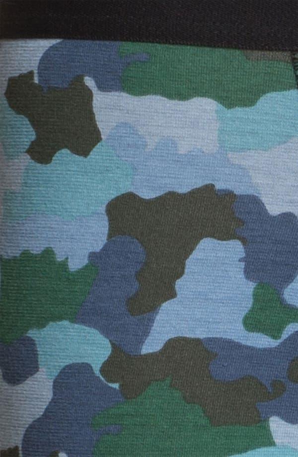 Alternate Image 3  - Basic Underwear Boxer Briefs (3-Pack)