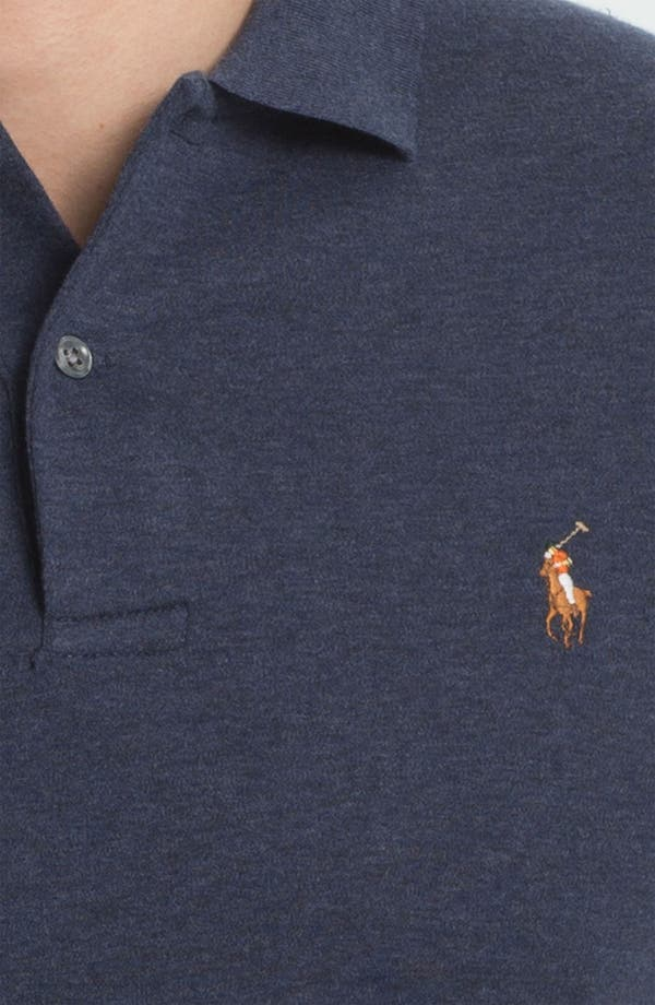 Alternate Image 3  - Polo Ralph Lauren Classic Fit Long Sleeve Polo