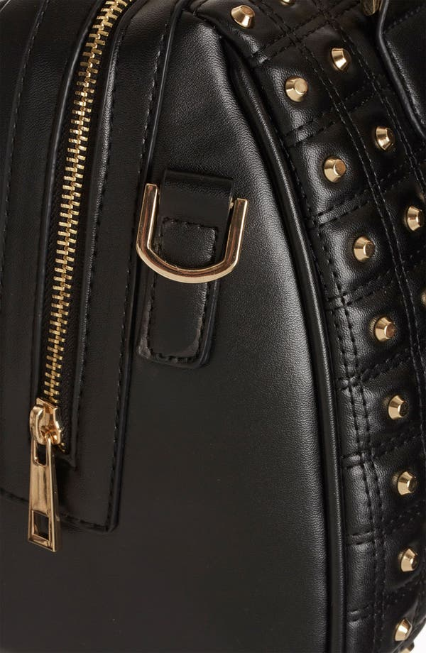 Alternate Image 4  - Topshop 'Studded Lady' Satchel