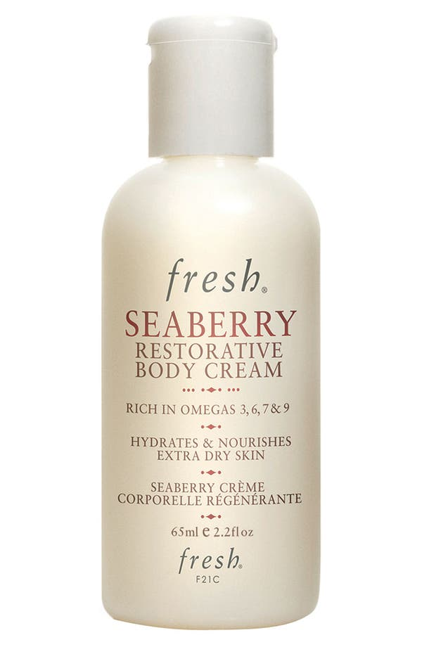 Alternate Image 2  - Fresh® Seaberry Restorative Body Cream